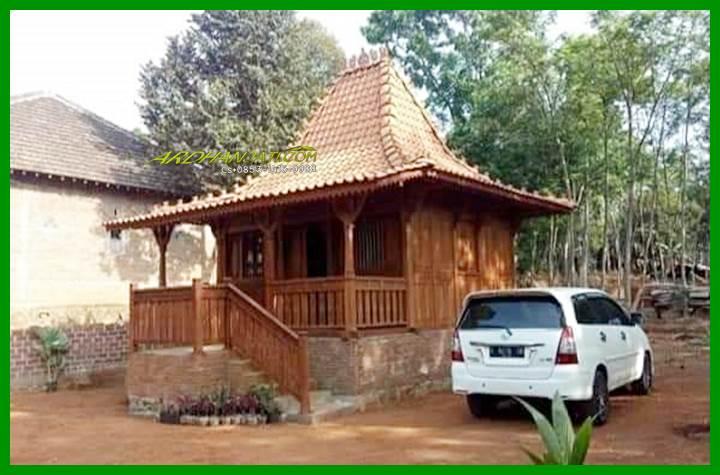 Rumah Pondok Limasan Atau Rumah Villa