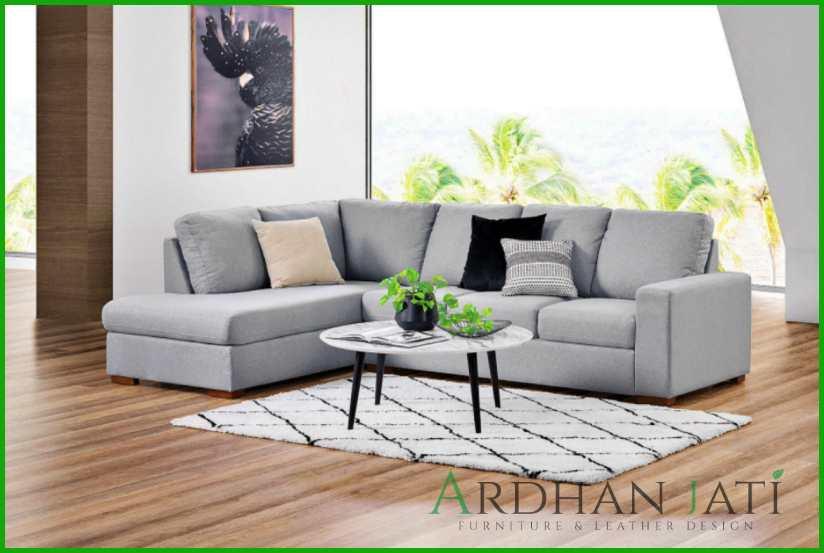 Jual Sofa Minimalis L Modern Terbaru 2021