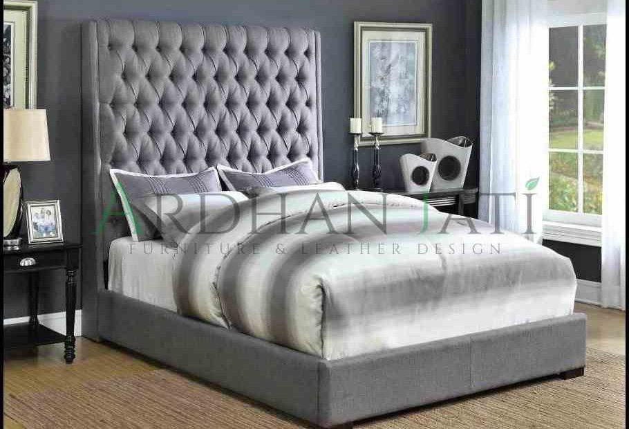 Tempat Tidur Shabby Modern