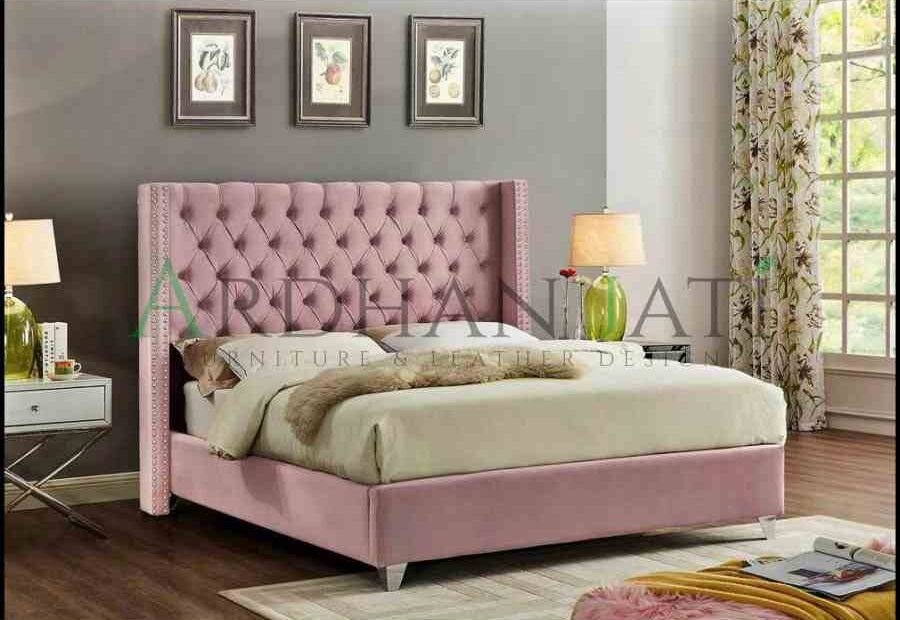 Ranjang Tempat Tidur Minimalis Modern